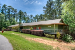 Retreat Meeting Hall Outside