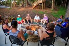Trading Post Campfire