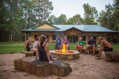 Oak Ridge Meeting Hall CampfIre