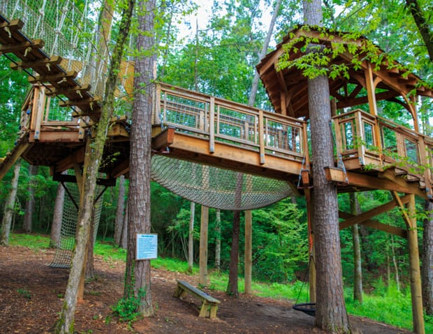 Treehouse Camp Cho Yeh