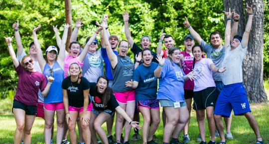 Work Crew Summer Camp Experience for Ages 17 & 18 - Camp Cho-Yeh